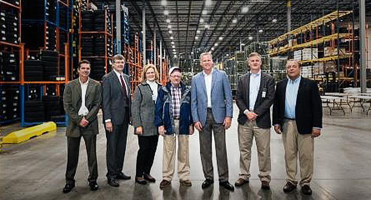TBC Corporation Opens Warehouse in Rossville, Tenn  - RepairWeek