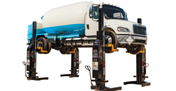 Rotary Lift Expands Mobile Column Lift Lineup